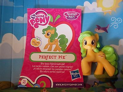 My Little Pony Perfect Pie Friendship is magic wave 14 mini blind bag New/Loose
