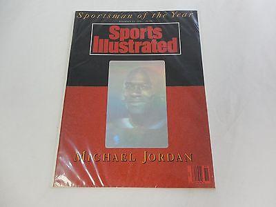 New News Stand Sports Illustrated Sportsman Of The Year Michael Jordan Dec 1991