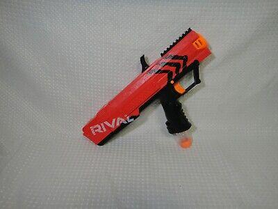 Nerf Rival Apollo XV-700 Red Blaster Gun High Impact With Cartridge