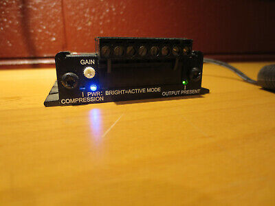 RDL FP-PA18 Audio Amplifier for sale  Shipping to Canada