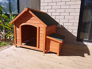 Brand new never used dog kennel Mundoolun Logan Area Preview