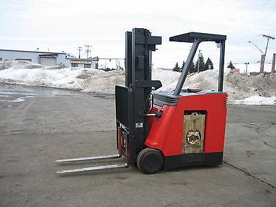 2005 Raymond Forklift Dockstockerpacer 3500 203 Lift 36v Wbattery Charger