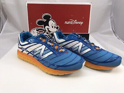 New Balance Donald Duck 2015 Run Disney NB M980DIS2 Running Shoes Men's Size 12