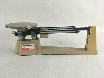 Ohaus Sargent-welch Triple Beam Balance Scale 700 Series 2610g 5 Lbs
