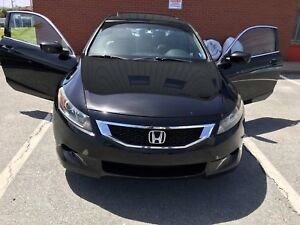 2010 Honda Accord Coupe - 112967KM