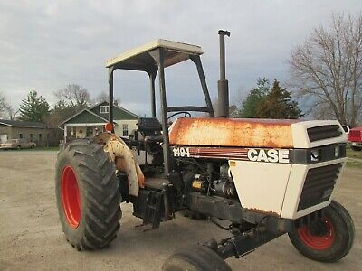 4 Post Roll Bar Rops Off David Brown 1494 Tractor