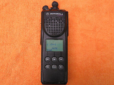 Motorola Astro Xts3000 Model Ii Uhf P25 Digital Radio 450-520 Mhz