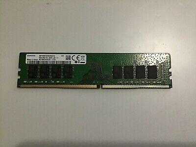 Samsung Dimm 16GB 2RX8  PC4-21300 DDR4-2666 MHz Non-ECC 1.2V M378A2K43CB1-CTD