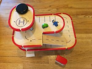 Wood Toy Set-Parkade