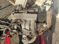 Audi 2,3L 5 Zylinder NF Motor 136PS Hessen - Merenberg Vorschau