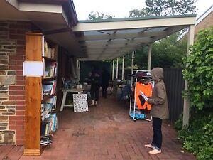 Garage Sale Balhannah Adelaide Hills Preview