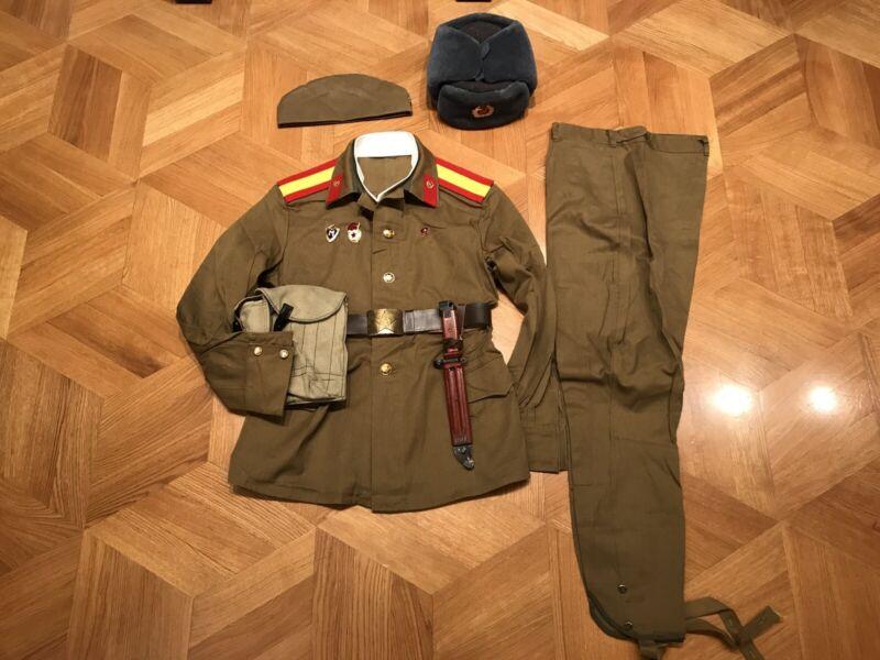 USSR Size 50/4 Afghan war/Eastern Block Uniform Model 1969 Original Mint