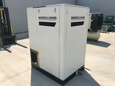 Ingersoll Rand Ssr Ep50se Rotary Screw Air Compressor