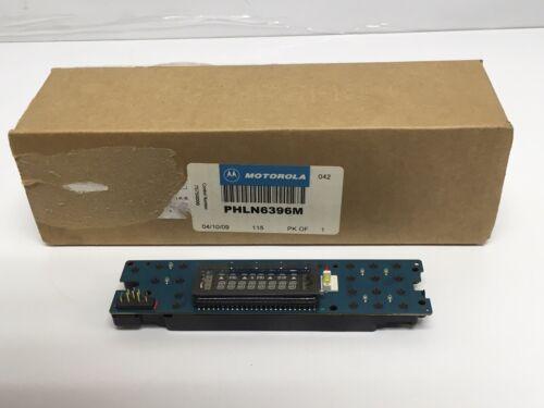 NEW Motorola PHLN6396M Control Head Board W5/W7, F/Astro-SpectraVI209 - $24.95