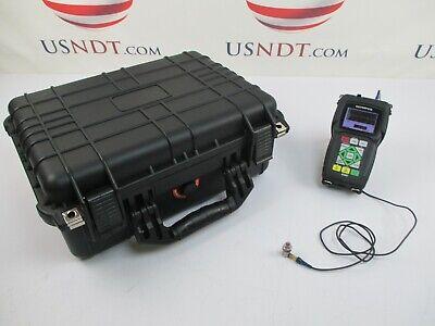 Olympus Panametrics 45mg Thickness Gauge Ultrasonic Flaw Tester Ndt Ge Gage