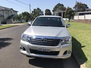 Toyota hilux sr5  2011 model Bass Hill Bankstown Area Preview
