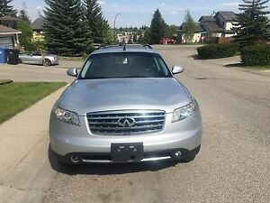 2006 Infiniti fx35 AWD SUV ONLY 2 Owners