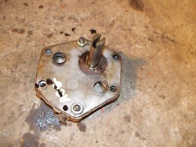 Allis Chalmers G Tractor Ac Engine Motor Oil Pump Assembly Ac G G