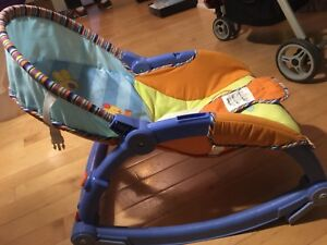 Fisher Price baby rocker Moving garage yard clearance sale