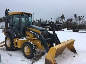 SNOW SNOW SNOW Backhoe for hire