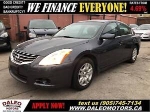 2011 Nissan Altima 2.5 S|ECONOMICAL|PUSH BUTTON START| CRUISE CO