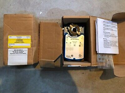 Johnson Controls M9104 Gga-2 Damper Actuator. Sold As Lot Of 2