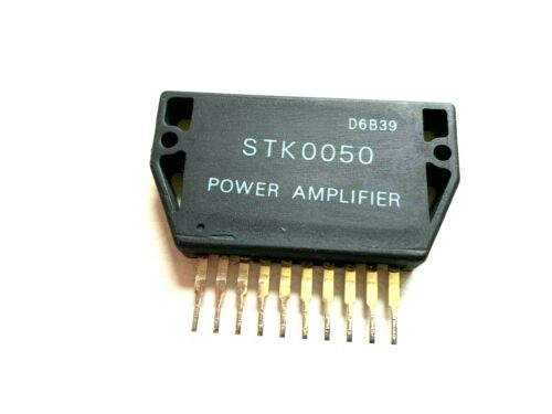 SANYO STK0050 Power Amplifier + Heat Sink Compound | FREE Shipping within the US