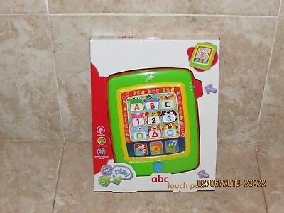 SAINSBURYS PAY N GROW LEARNING TABLET TOY