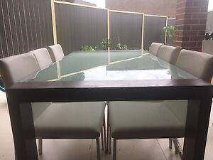 Dining table Sefton Bankstown Area Preview