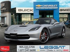 2016 Chevrolet Corvette STINGRAY Z51/2LT/NAVIGATION