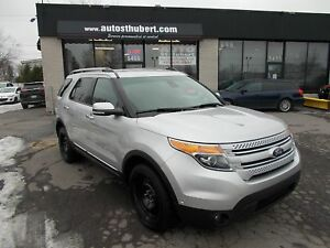 FORD EXPLORER LIMITED AWD  2015 ** 7 PLACES **