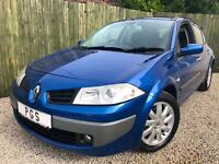 "2007/07 RENAULT MEGANE 1.5DCI 106BHP 6 SPEED DYNAMIQUE ""ONLY 65K"""
