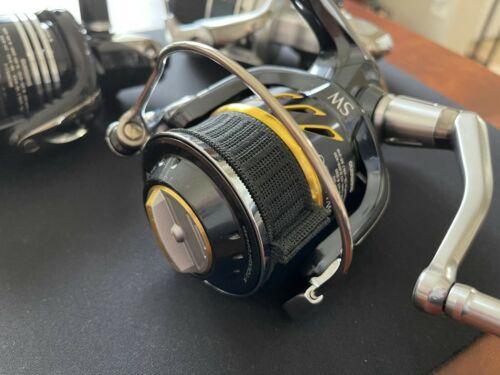 Spinning Reel Spool Band / Spool Belt, 3-Pack - Medium