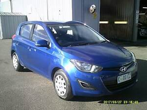 2015 Hyundai i20 Hatchback Launceston Launceston Area Preview