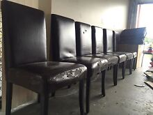 6 Dining Chairs for sale $10 each and free delivery Kuraby Brisbane South West Preview