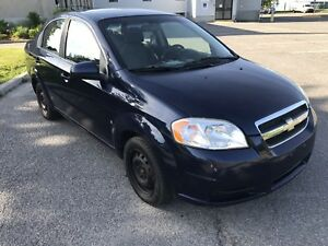 MINT 2009 CHEVROLET AVEO 112000 KM *2790$ SAFETY INCLUDED !