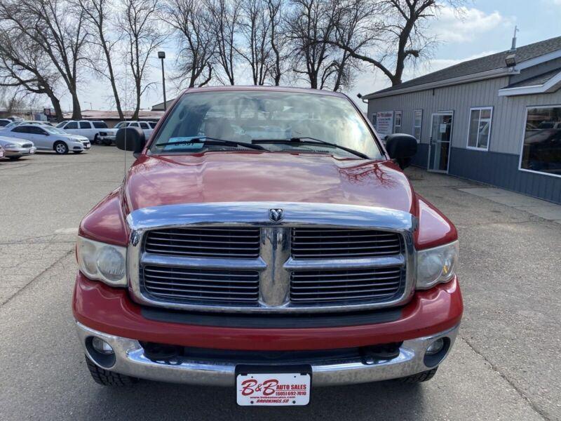 Image 3 Voiture Américaine d'occasion Dodge Ram 2500 2004