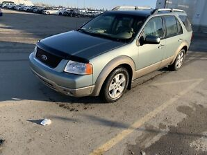 2006 Ford freestyle awd,auto,loaded, remote start ,