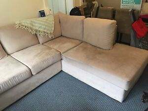 L-Shaped Sofa/Lounge Lavender Bay North Sydney Area Preview