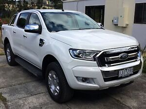 2017 Ford Ranger Ute Cygnet Huon Valley Preview
