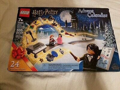 LEGO LEGO Harry Potter Advent Calendar Harry Potter TM (75981) New Sealed
