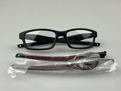 Oakley OX8027-0553 Crosslink Satin Black W/Extra Arms [53-17-140]