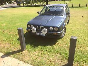 1986 BMW Series 1 E30 Sedan Bicton Melville Area Preview