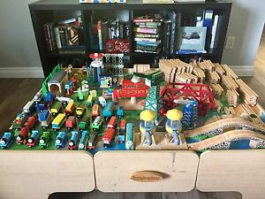 Massive Thomas the Train Collection (with table)