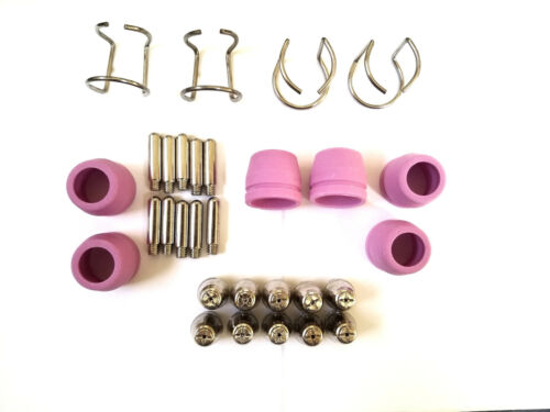 YESWELDER CUT 55  55 Amp Plasma Cutter 30pcs Consumables Spacer Guide Non-Touch