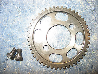 CAMSHAFT TIMING CHAIN GEAR 1982 YAMAHA XT550 XT 550 82