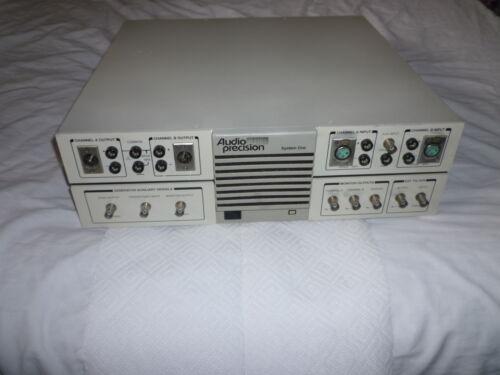 AUDIO PRECISION SYSTEM ONE-A