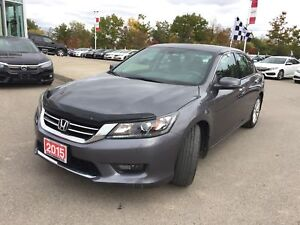 2015 Honda Accord EX-L | ONE OWNER | LEATHER