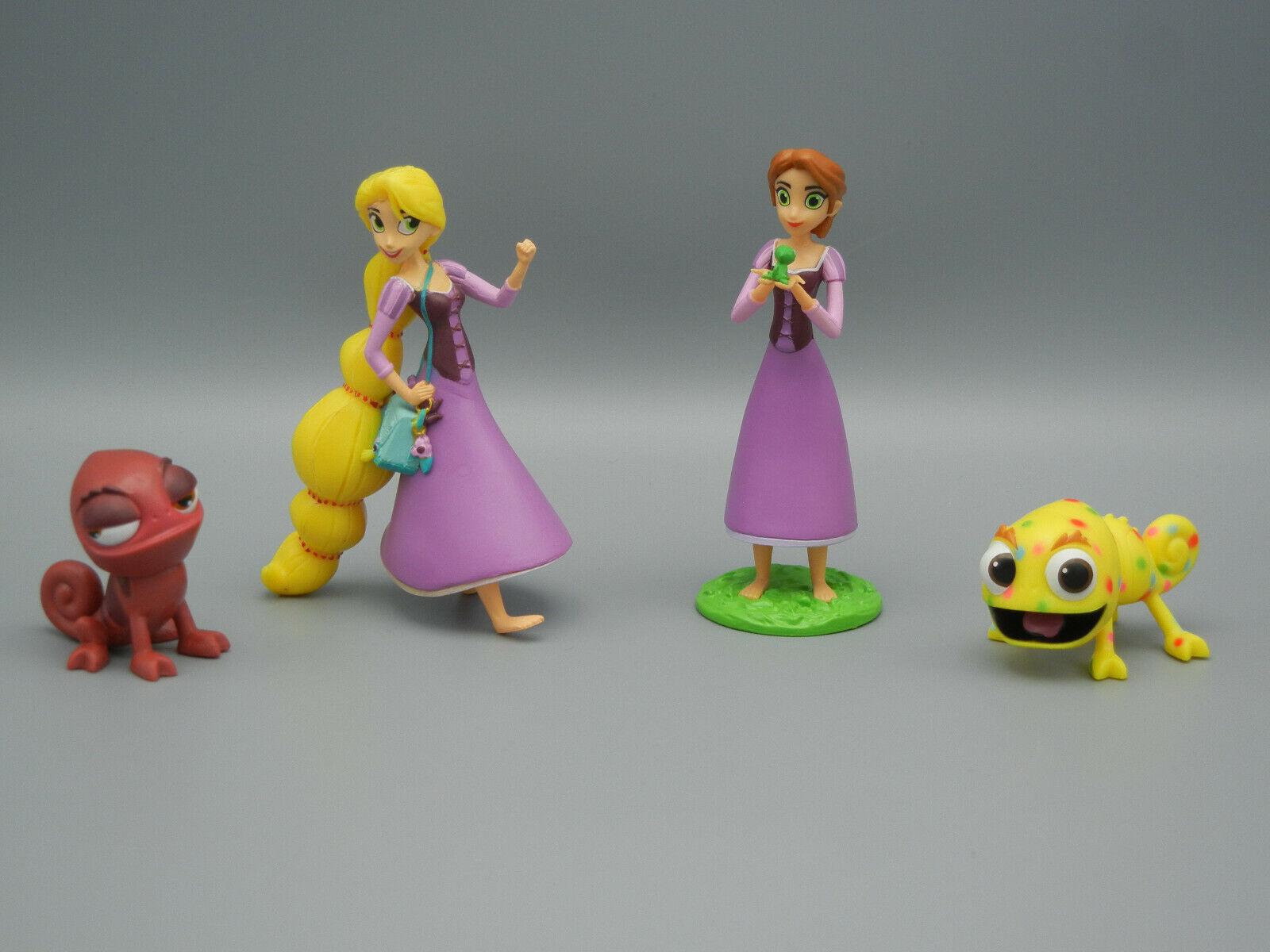 Rapunzel Figuren 4 verschiedene / Sets / Geschenkpackung