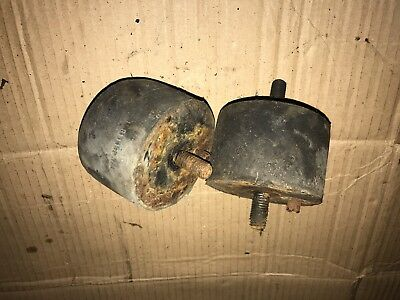 BMW E21 E30 M20 320 325I ENGINE MOUNT MOUNTING USED PAIR for sale  Armagh